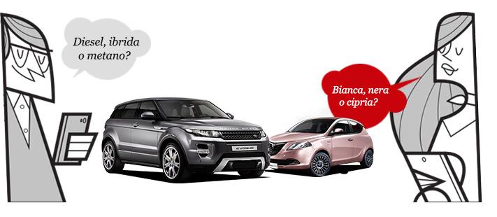 scegli l'auto che vuoi col noleggio a lungo termine di Mercury