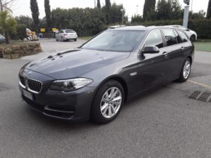 BMW Serie 5   (F10/F11) 525d xDrive Touring Business aut. - 1
