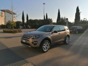 LAND ROVER Discovery Sport Discovery Sport 2.0 TD4 180 CV HSE - 1
