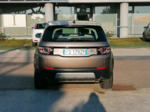 LAND ROVER Discovery Sport Discovery Sport 2.0 TD4 180 CV HSE - 3
