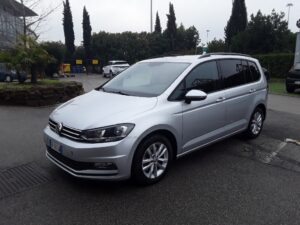 VOLKSWAGEN Touran 3ª serie Touran 2.0 TDI 150 CV SCR DSG Business BlueMotion Technology