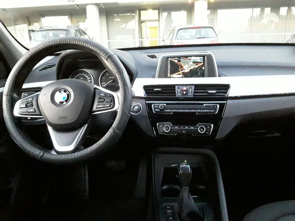 BMW X1            (F48) X1 sDrive18d Business - 2