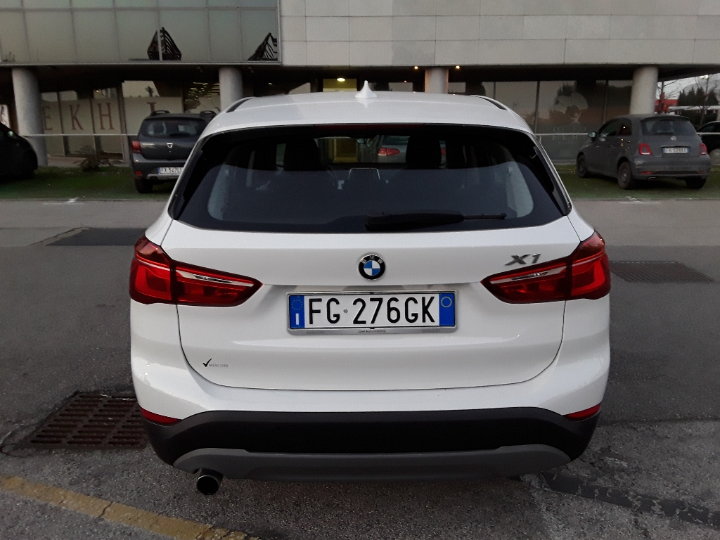 BMW X1            (F48) X1 sDrive18d Business - 3
