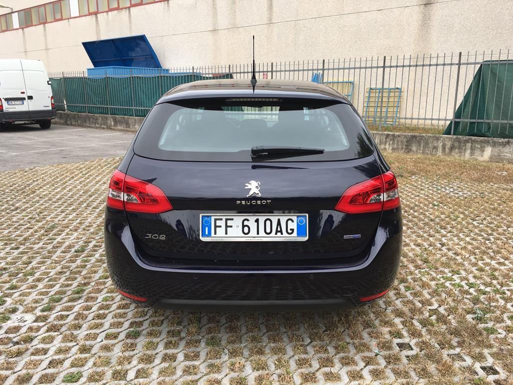 PEUGEOT 308 2ª serie 308 BlueHDi 120 S&S EAT6 SW Active - 3