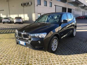 BMW X3            (F25) X3 sDrive18d Business Advantage Aut. - 1
