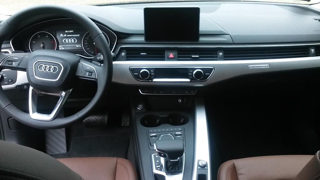 AUDI A4 allroad 2ª serie A4 allroad 2.0 TDI 190 CV S tronic Business - 2