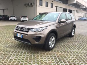 LAND ROVER Discovery Sport Discovery Sport 2.0 TD4 150 CV SE - 1