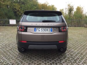 LAND ROVER Discovery Sport Discovery Sport 2.0 TD4 150 CV SE - 3