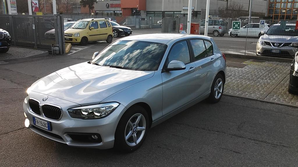 BMW Serie 1       (F20) 118d 5p. Business - 1