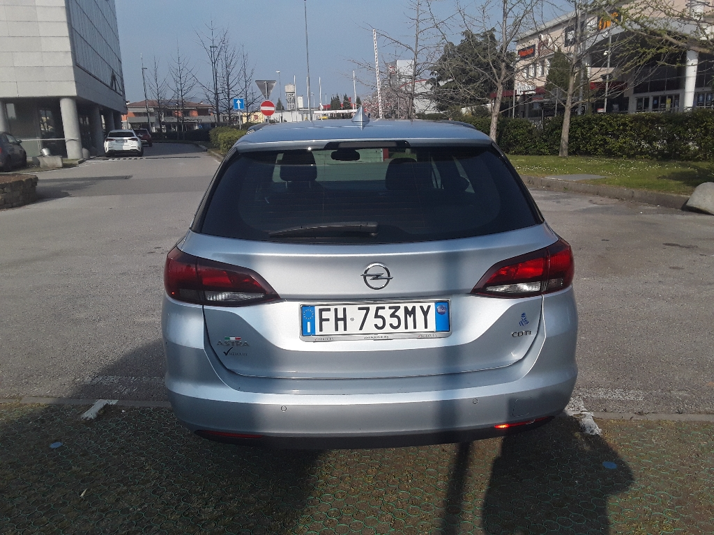 OPEL Astra 5ª serie Astra 1.6 CDTi 136CV aut. Sports Tourer Business - 3