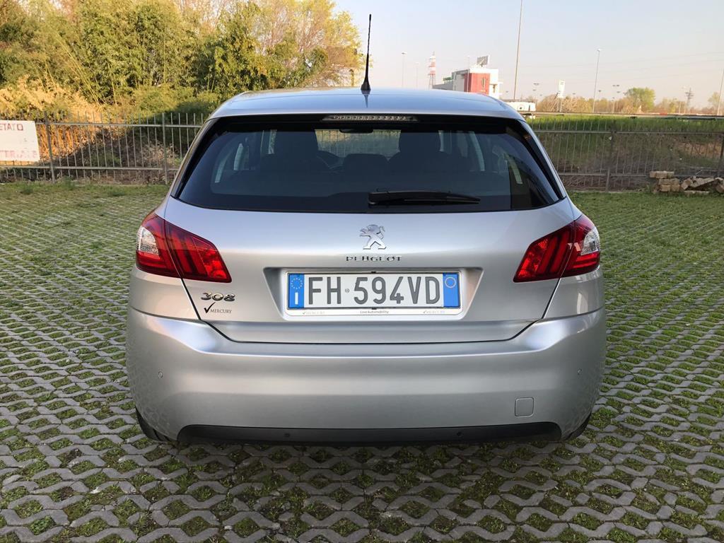 PEUGEOT 308 2ª serie 308 BlueHDi 120 S&S EAT6 Business - 3