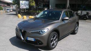 ALFA ROMEO Stelvio Stelvio 2.2 Turbodiesel 210 CV AT8 Q4 Super - 1