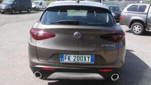 ALFA ROMEO Stelvio Stelvio 2.2 Turbodiesel 210 CV AT8 Q4 Super - 3