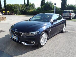 BMW Serie 4 Coupé (F32) 430d xDrive Coupé Luxury - 1