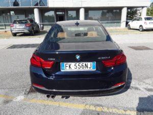 BMW Serie 4 Coupé (F32) 430d xDrive Coupé Luxury - 3