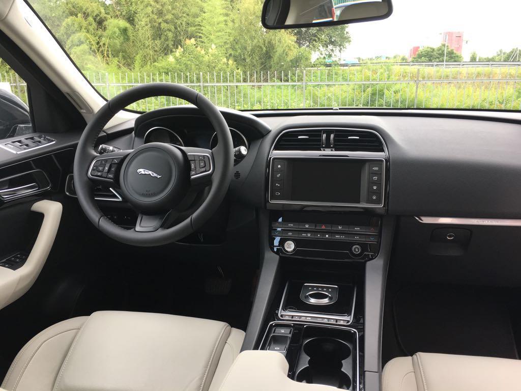 JAGUAR F-Pace       (X761) F-Pace 2.0 D 180 CV AWD aut. Prestige - 2