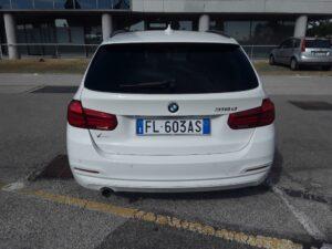 BMW Serie 3   (F30/F31) 318d Touring Business Advantage aut. - 3
