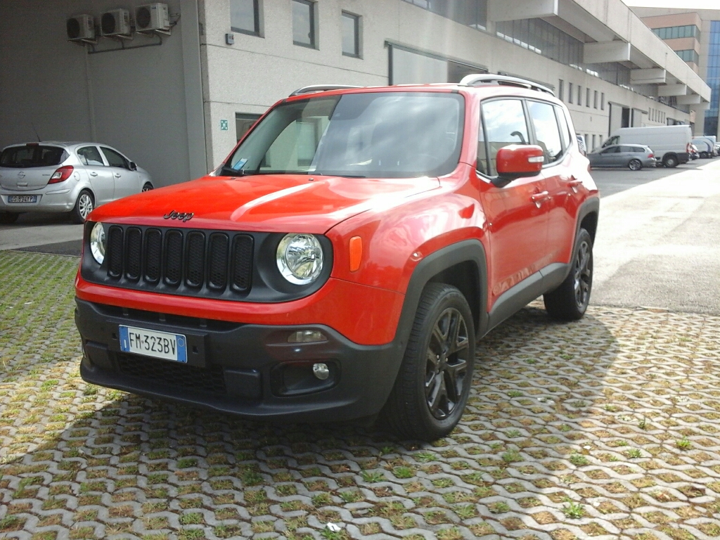 JEEP Renegade Renegade 2.0 Mjt 140CV 4WD Active Drive Low Limited - 1