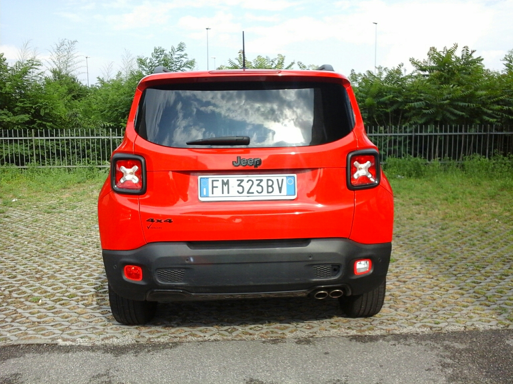 JEEP Renegade Renegade 2.0 Mjt 140CV 4WD Active Drive Low Limited - 3