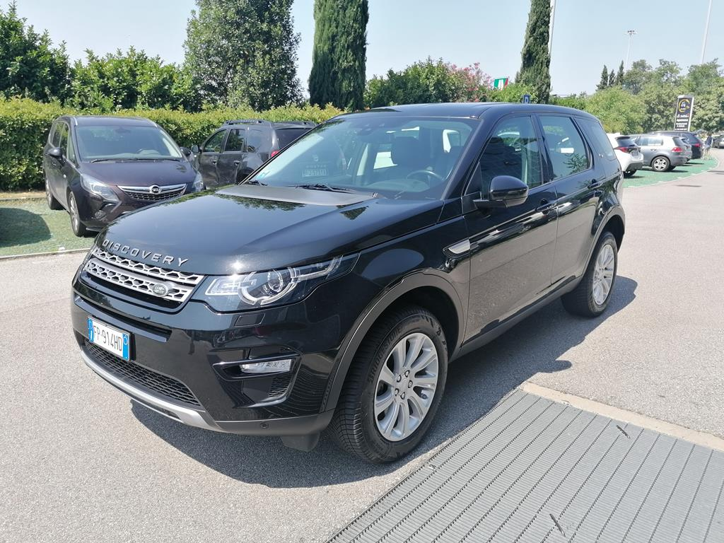 LAND ROVER Discovery Sport Discovery Sport 2.0 TD4 150 CV HSE - 1