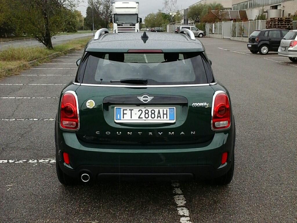 MINI Mini Countryman F60 Mini 1.5 Cooper S E Countryman ALL4 Automatica - 3
