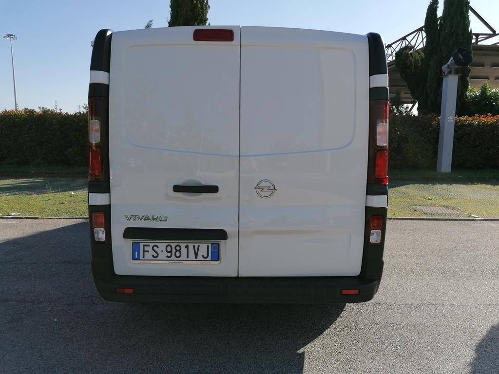 OPEL Vivaro 3ª serie Vivaro 29 1.6 CDTI 120CV PL-TN Furgone Edition - 3