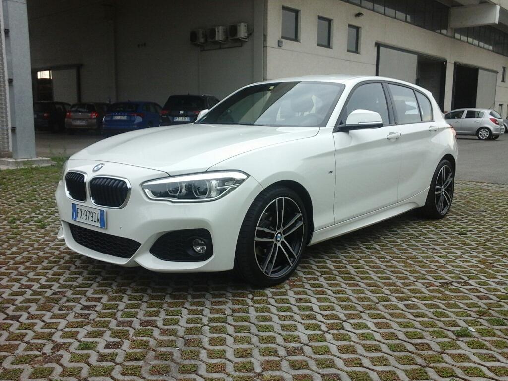 BMW 114d 5p. Msport 114d 5p. Msport - 1