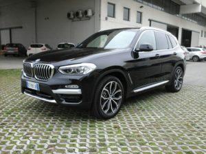 BMW X3        (G01/F97) X3 xDrive20d xLine - 1