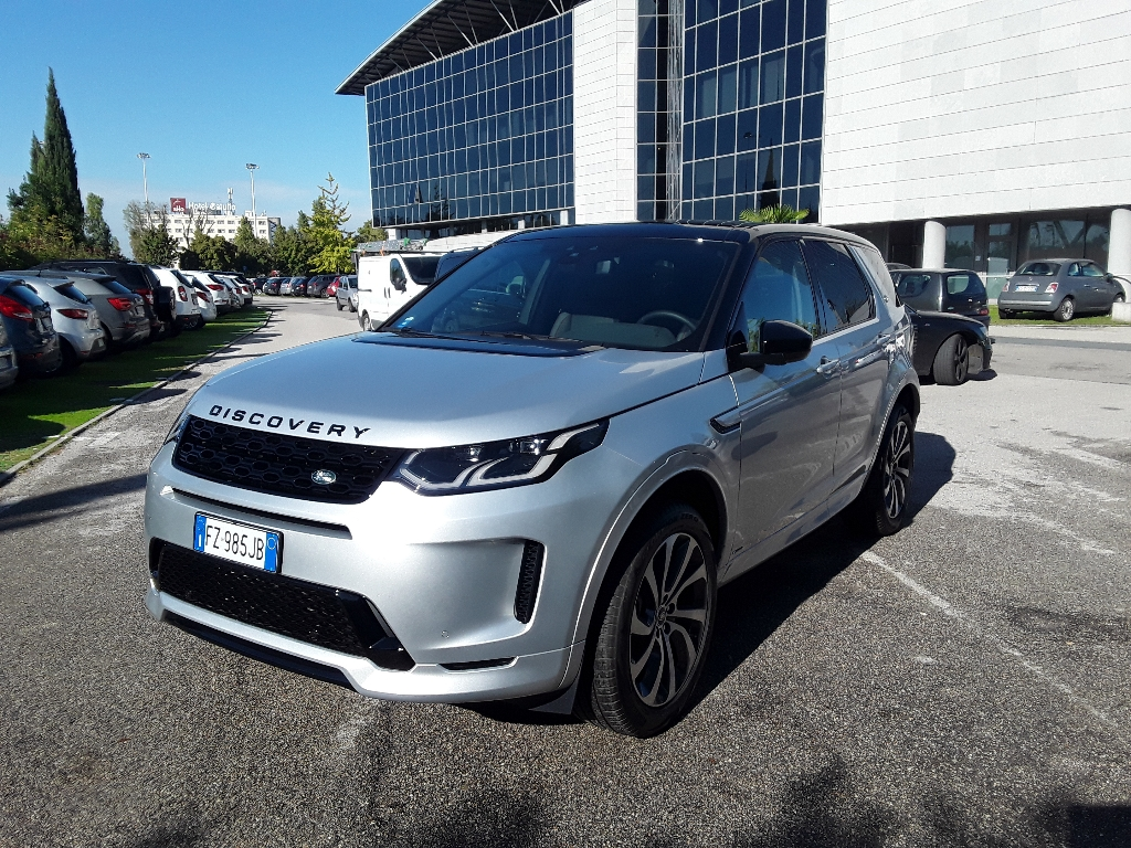 LAND ROVER Discovery Sport Discovery Sport 2.0D I4-L.Flw 150 CV AWD Auto R-Dynamic SE - 1