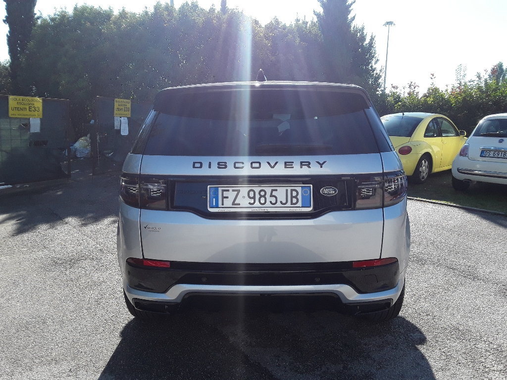 LAND ROVER Discovery Sport Discovery Sport 2.0D I4-L.Flw 150 CV AWD Auto R-Dynamic SE - 3