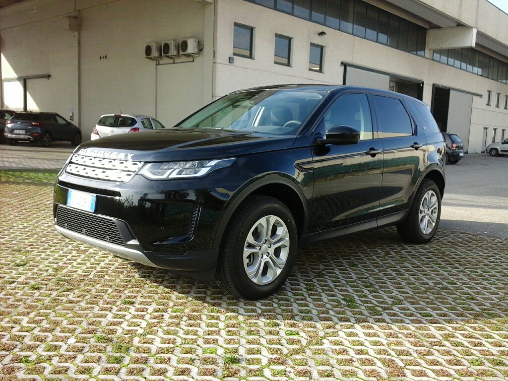 LAND ROVER Discovery Sport Discovery Sport 2.0D I4-L.Flw 150 CV AWD Auto S - 1