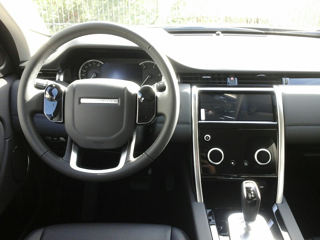 LAND ROVER Discovery Sport Discovery Sport 2.0D I4-L.Flw 150 CV AWD Auto S - 2