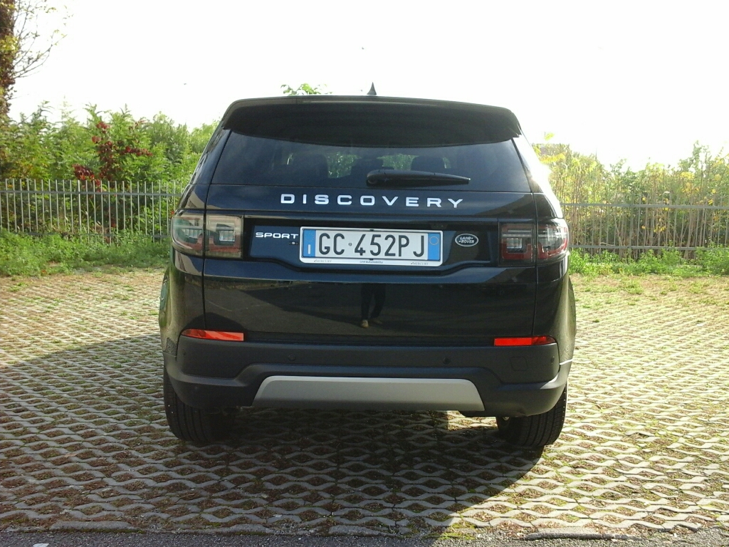 LAND ROVER Discovery Sport Discovery Sport 2.0D I4-L.Flw 150 CV AWD Auto S - 3