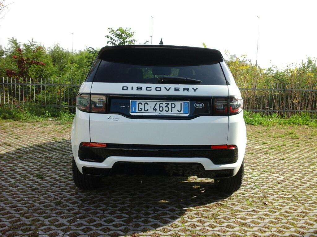 LAND ROVER Discovery Sport Discovery Sport 2.0 TD4 180 CV AWD Auto R-Dynamic S - 3